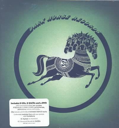 DARK HORSE YEARS 1976-1992 BY HARRISON,GEORGE (CD)