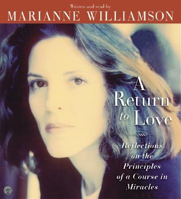 [CD] A Return To Love By Williamson, Marianne