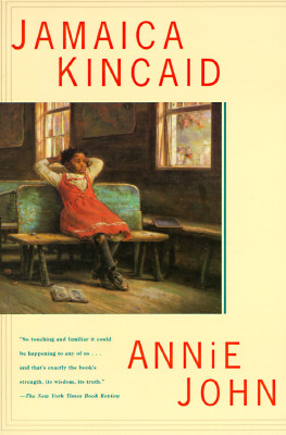Annie John By Kincaid, Jamaica